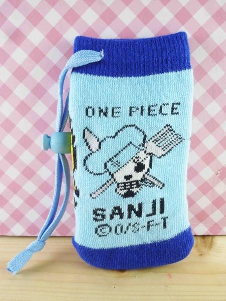 【震撼精品百貨】One Piece_海賊王~海賊王置物袋-香吉士(藍)