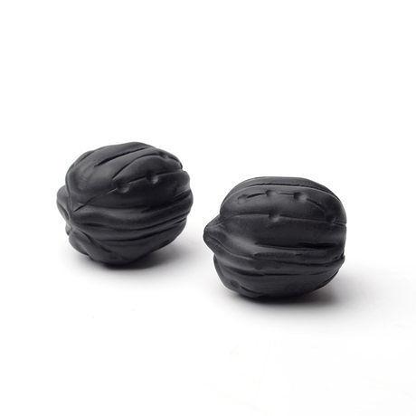 開光 核桃形 砭石球 送老人手球 送父母禮物