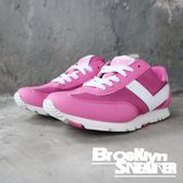 PONY 粉紅 基本款 慢跑 休閒 透氣 女生 (布魯克林) 62W1SO63PK