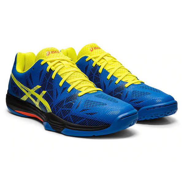 ASICS 19FW 高階 男羽球鞋 FASTBALL 3系列  E712N-401 贈運動襪【樂買網】