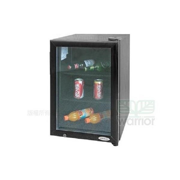【南紡購物中心】Warrior 樺利 Dellware 桌上型飲料展示櫃  GS2.5