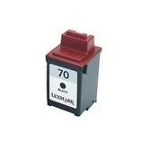 Lexmark 環保墨水匣 12A1970(70) 黑色 適X4270/X4250/X85/X83/X73/X125/Z53/Z52/Z51/Z45/Z43/Z42/Z31/3200/7000墨水夾