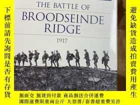 二手書博民逛書店the罕見battle of Broodseinde ridge