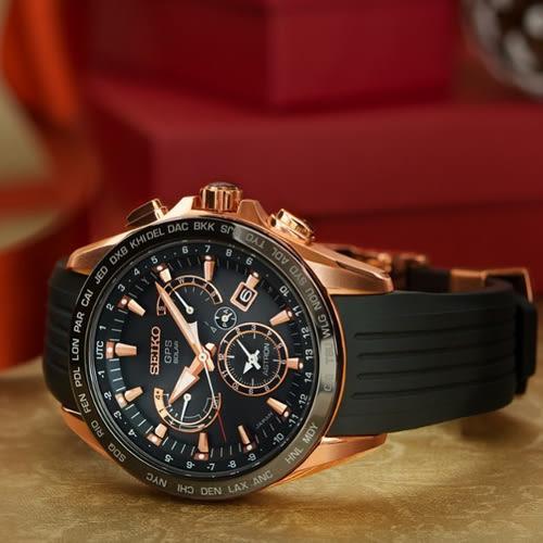 新品 免運費 日本正規貨 SEIKO ASTRON GPS太陽能電波手錶 男士手錶 SBXB055