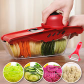 家用土豆絲切絲器廚房用品多功能切菜蘿卜擦絲土豆片切片刨絲神器 芥末原創