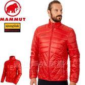 Mammut長毛象 1013-00300-3493岩漿紅 男化纖防風保暖外套 Rime IN運動防寒外套