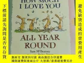 二手書博民逛書店GUESS罕見HOW MUCH I LOVE YOU ALL YEAR ROUNDY323680 Sam M