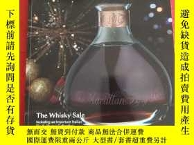 二手書博民逛書店Bonhams罕見The Whisky Sale 2019Y25376 Bonhams Bonhams