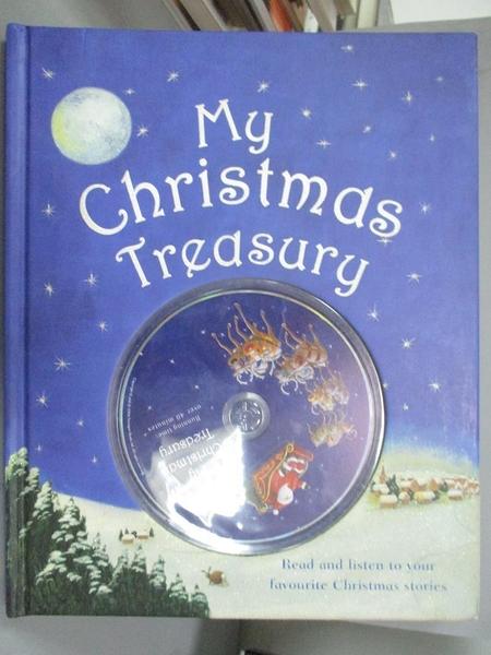 【書寶二手書T9/少年童書_YCC】我們的聖誕珍藏:My Christmas Treasury_本社