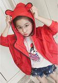 童裝女童外套夏裝新款兒童薄款防曬衣夏季服透氣中大童韓版潮 9號潮人館