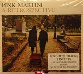 【停看聽音響唱片】【CD】 粉紅馬丁 PINK MARTINI: A RETROSPECTIVE