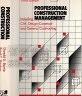 二手書R2YB《PROFESSIONAL CONSTRUCTION MANAGE