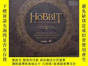 二手書博民逛書店he罕見Hobbit: An Unexpected Journe