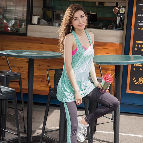 【8:AT 】緊身長褲  M-XL(炫彩綠)(未滿4件恕無法出貨,退貨需整筆退)