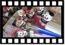 畢業熊甜筒花束-A款.(情人節花束.畢業花束)~~~