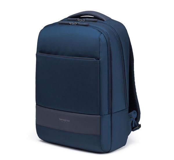 美國 新秀麗 Samsonite RED 15.6吋 筆電後背包-藍