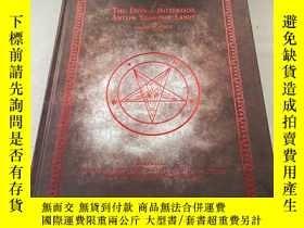 二手書博民逛書店The罕見Devil s Notebook (空白頁本子Y273906 看圖 看圖