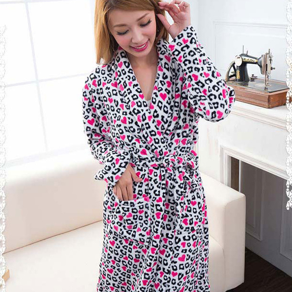 Sexy cat 珊瑚絨一件式睡衣