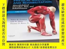 二手書博民逛書店Essentials罕見of Physical Medicine
