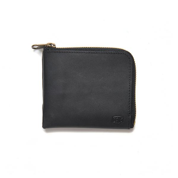 Deus Ex Machina Bi Fold Wallet 皮夾-男/女(黑)