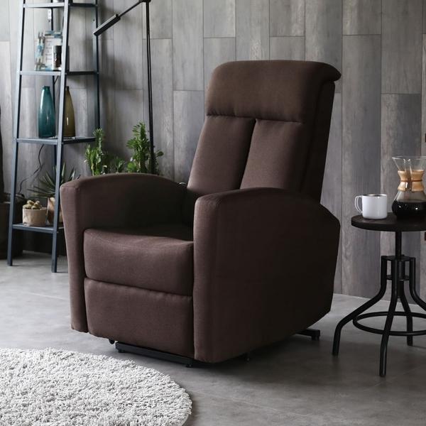 電動沙發 單人座 電動可躺式沙發/休閒起身椅/巴德/3色/H&D東稻家居