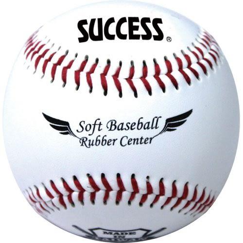 S4102 安全軟式縫線棒球 成功