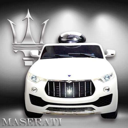 Maserati 電動玩具車(附遙控器)[衛立兒生活館]