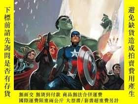 全新書博民逛書店MarvelCinematic Universe Guidebo