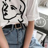 韓風chic質感金屬金色簡約復古正方扣二層牛皮軟皮帶黑腰帶女流行【99狂歡購物節】