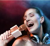 手機麥克風直播話筒 新科無線話筒手機全民k歌麥克風藍牙家用電視唱歌吧神器音響 99免運