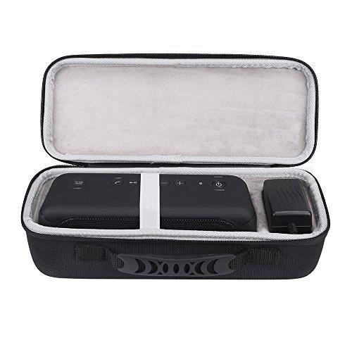 【美國代購】Esimen 2018設計硬殼適用於索尼SRS-XB31 XB30藍牙音箱攜帶包保護盒