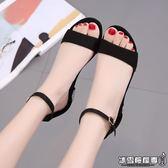 平底低跟平跟包跟腳腕綁帶舒適鞋孕婦學生鞋