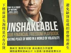 二手書博民逛書店Unshakeable:罕見Your Financial Freedom PlaybookY156452 見圖
