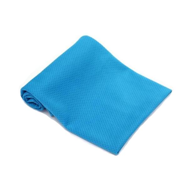 【A005】【買五送一】【當天出貨】38*90cm 不變硬魔術冰涼巾涼感巾消暑運動毛巾魔術冰涼毛巾