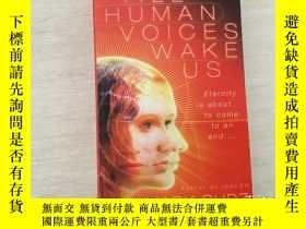 二手書博民逛書店TILL罕見HUMAN VOICES WAKE US直到人類的聲