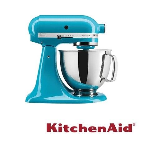 (送不鏽鋼攪拌盆)KitchenAid 桌上型 攪拌機 3KSM150PSTCL 3KSM150PSTPK