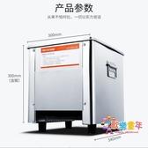 切肉機 全自動切片切絲電動不銹鋼切菜機絞肉切肉片機切丁(220V)  汪喵百貨