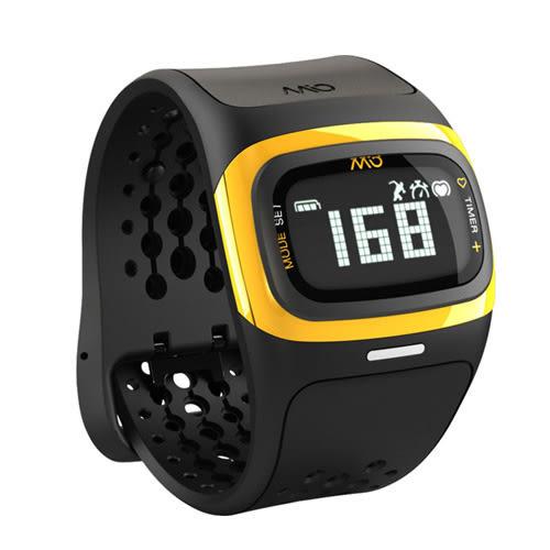 JOHNSON喬山 Mio ALPHA 2 藍牙運動心率錶 (黃/黑/紅) 國際大獎產品心率錶升級版 防水30米