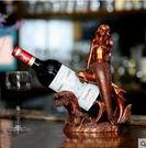 紅酒架擺件擺飾客廳家用葡萄酒酒架子杯架