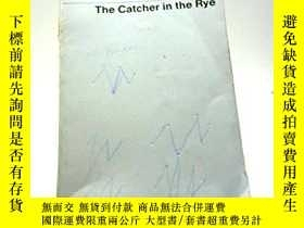 二手書博民逛書店The罕見Catcher In The Rye (modern Classics)Y255562 J·d·sa