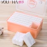 化妝棉女卸妝棉卸妝用盒裝1000片一次性厚濕敷專用純棉臉部