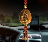 途車掛太歲將軍汽車掛件車內掛飾吊飾品