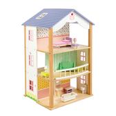 【美國Tender Leaf Toys】浪漫歐風別墅(娃娃屋系列)