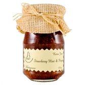 【紅島BDL法式果醬】#06薄荷草莓醬 250g