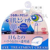 COSMETEX ROLAND 日本維他命E保濕眼霜(20g) 【小三美日】