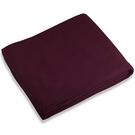 Snow Travel 雪之旅 AR-17暗酒紅 POLARTEC舒適毛毯 保暖毯/登山保暖被/舒適刷毛/單人被子/露營毯