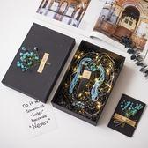 禮盒 包裝盒精美生日禮物盒子禮品盒小清新正長方形韓版簡約大號gogo購