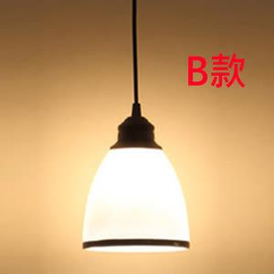 美式鄉村風餐吊燈 四款 B款 TA8307