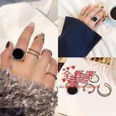 指環套裝 民族風大象13件套裝蹦迪戒指女時尚個性裝飾夸張食指歐美復古指環 多款可選