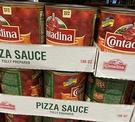 [COSCO代購] C401467 CONTADINA PIZZA SAUCE 披薩醬 每罐3.01KG